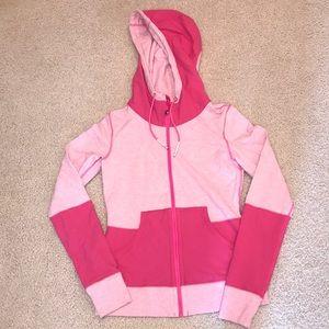 Pink Lululemon Athletic Jacket NWOT
